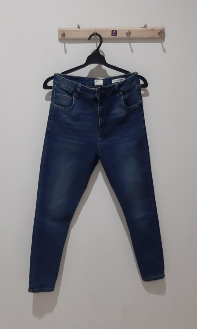 Cotton On - High Grazer Jeans