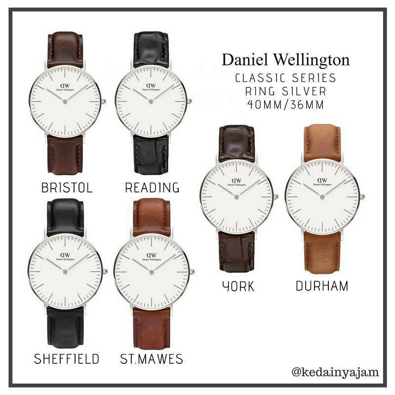 Daniel Wellington Classic Series