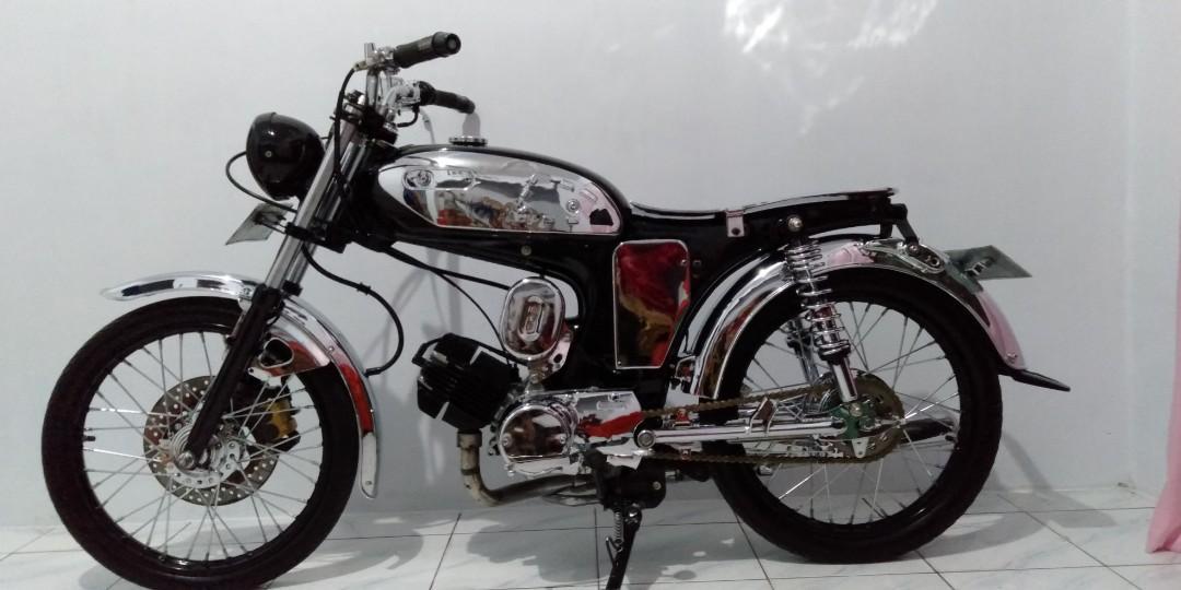 Di Jual Yamaha L2G Tahun 1976