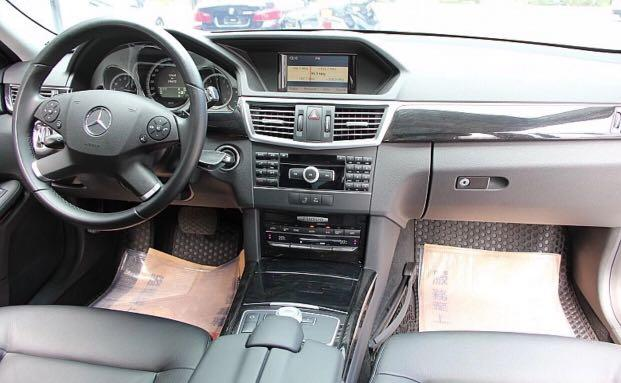 E-class E250總代理11年上排七速變速箱 W212型