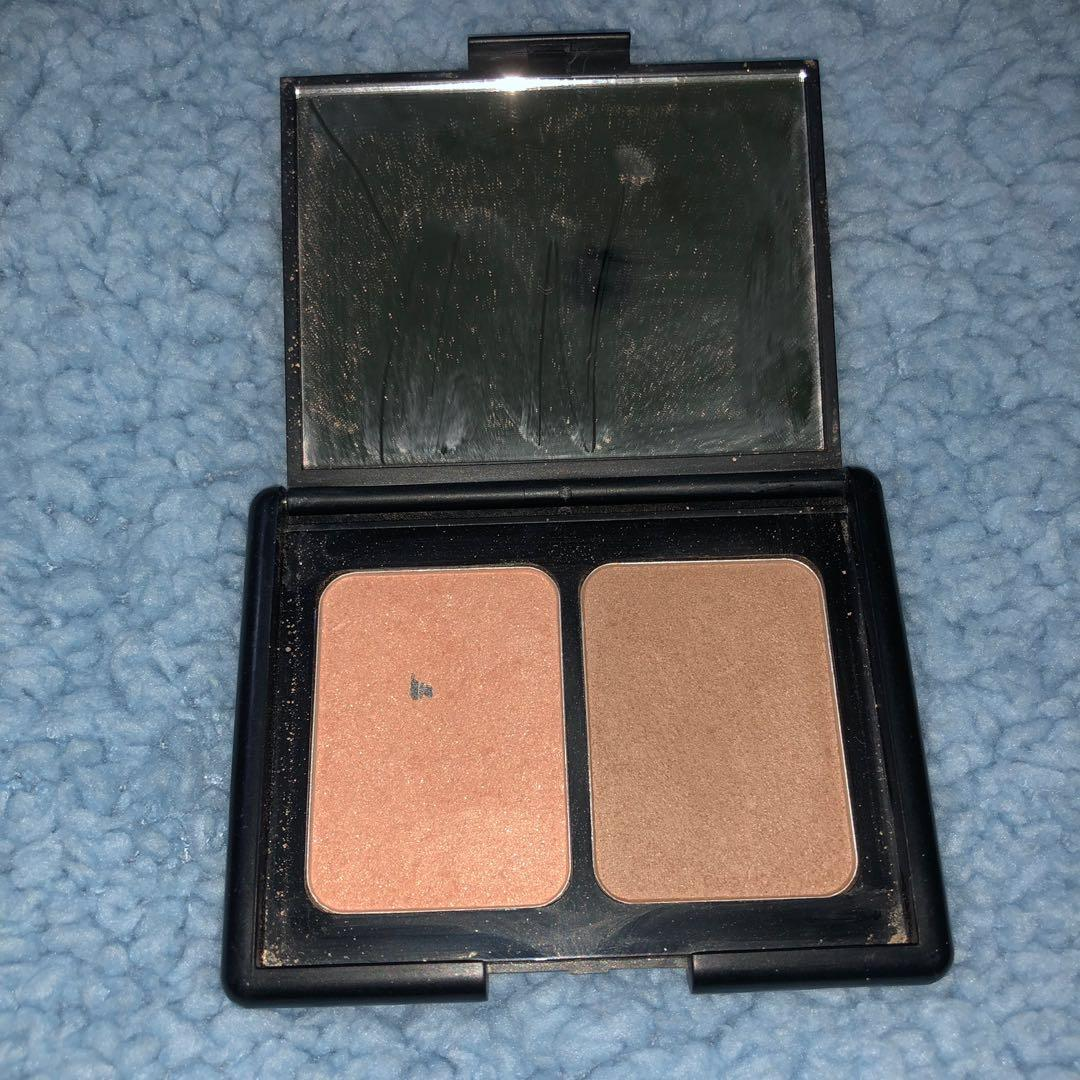 elf bronzer blush