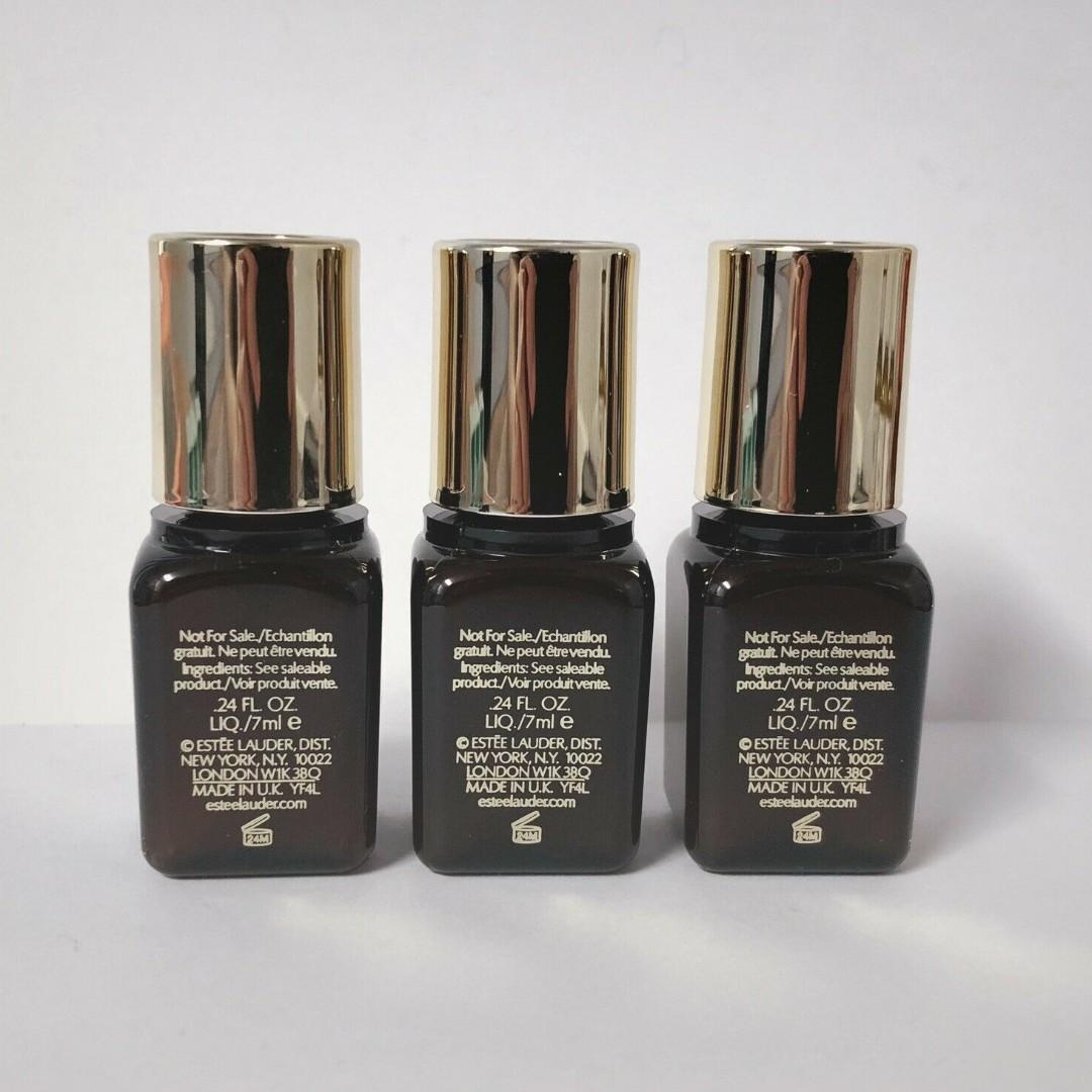 Estee Lauder Advanced Night Repair Synchronised Recovery Complex. 3x 7ml. New