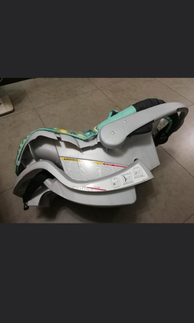 Evenflo baby car seat for sale