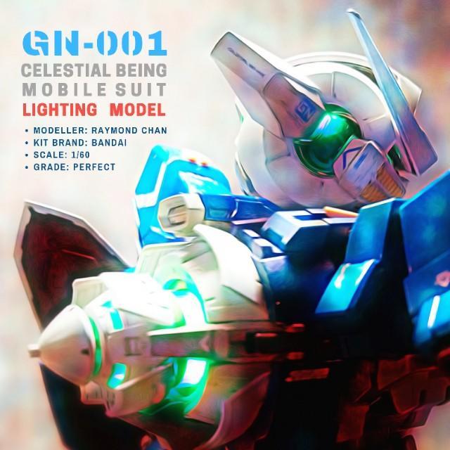 Exia Gundam PG ( commission )