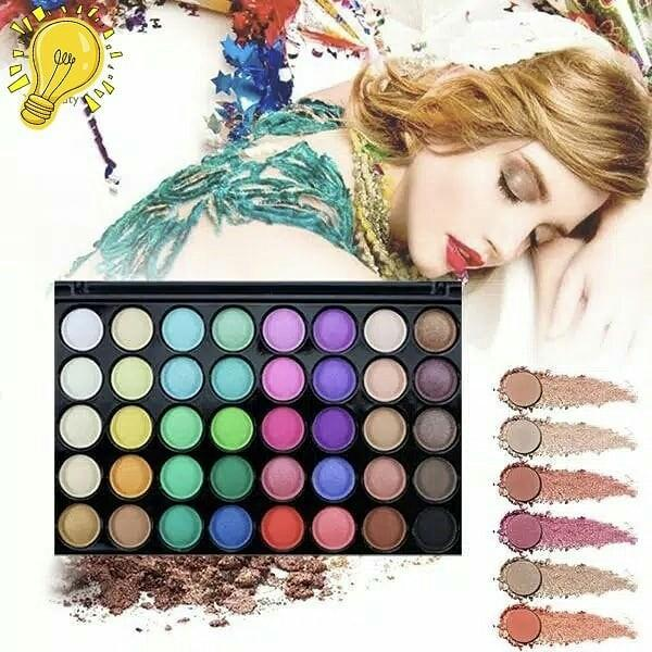 Eyeshadow 40 warna