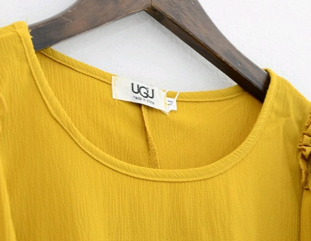 Flare Sleeve Blouse ZARA inspired #SunwayPiramid