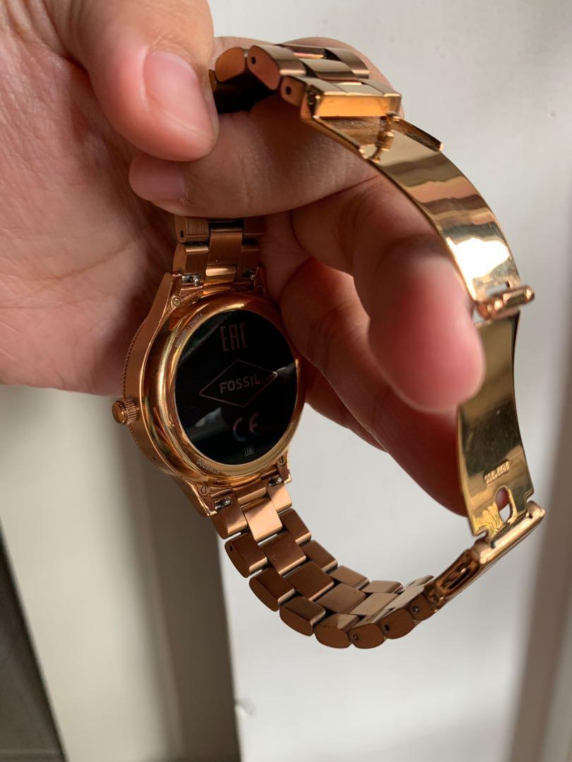 Fossil gen 3 smartwatch Q venture