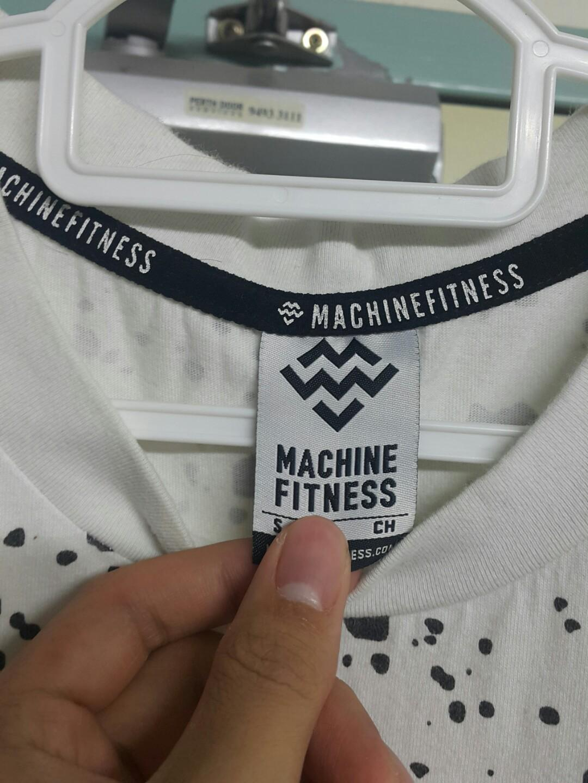 Gymshark Doyoueven StrongLiftWear Echt Machine Fitness