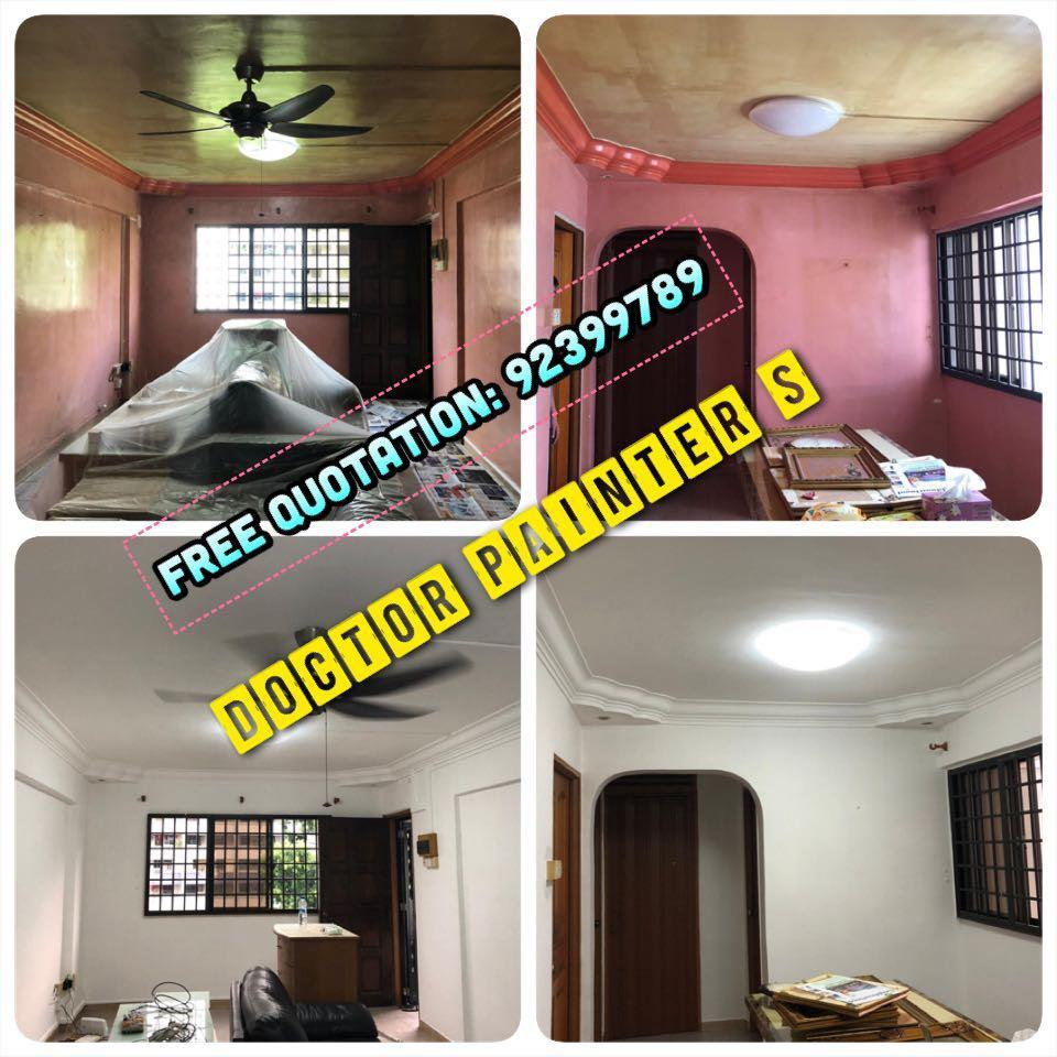 Professional Painting Services! Nett Price Package!
