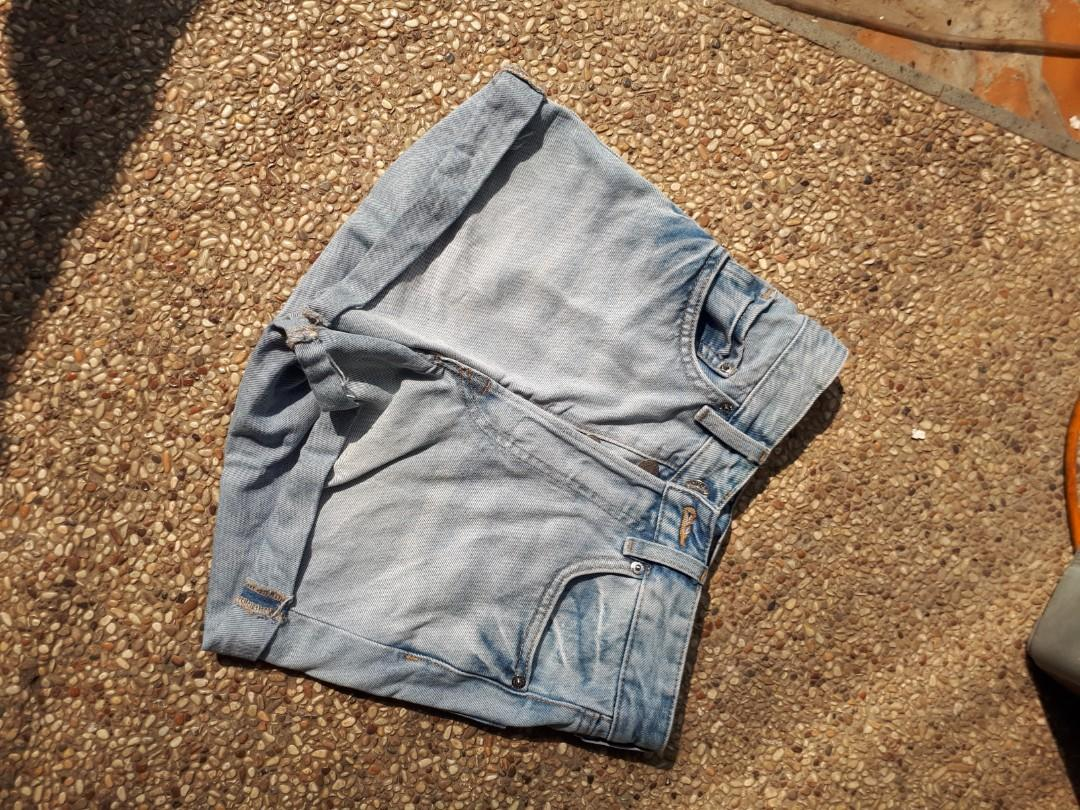 High waist H&M Shorts