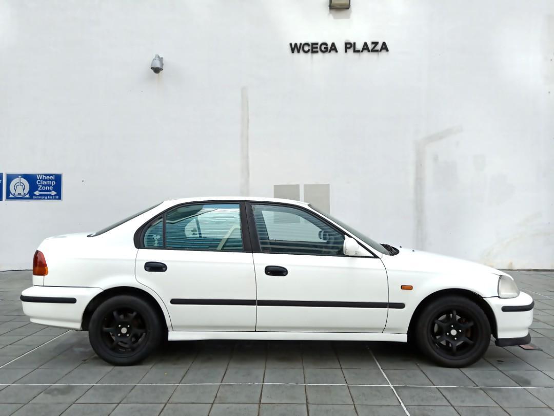 Honda Civic 1.6 VTI Manual
