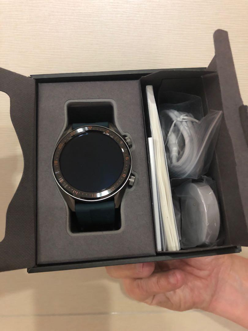 Huawei GT Sport Watch (46mm)