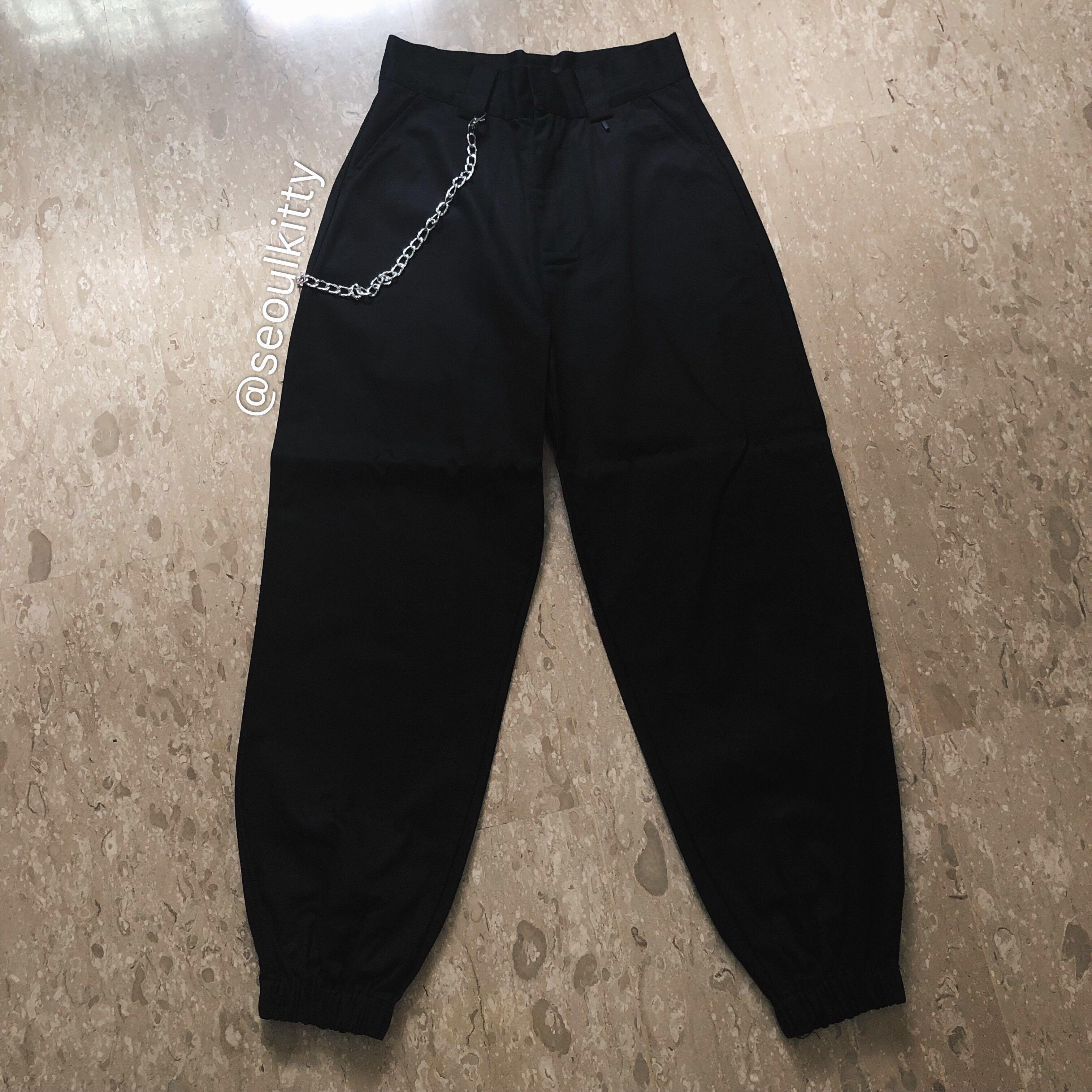 iamgia inspired cobain cargo pants