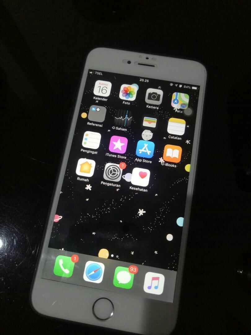 iPhone 6+ 16gb Warna Gold
