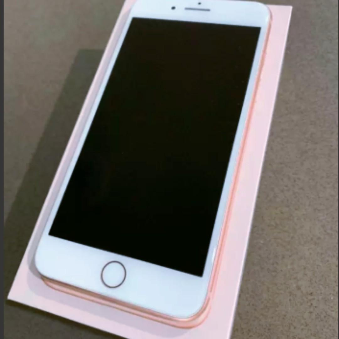 Iphone 8 Plus  (64gb) Unlocked Aus MINT CONDITION!