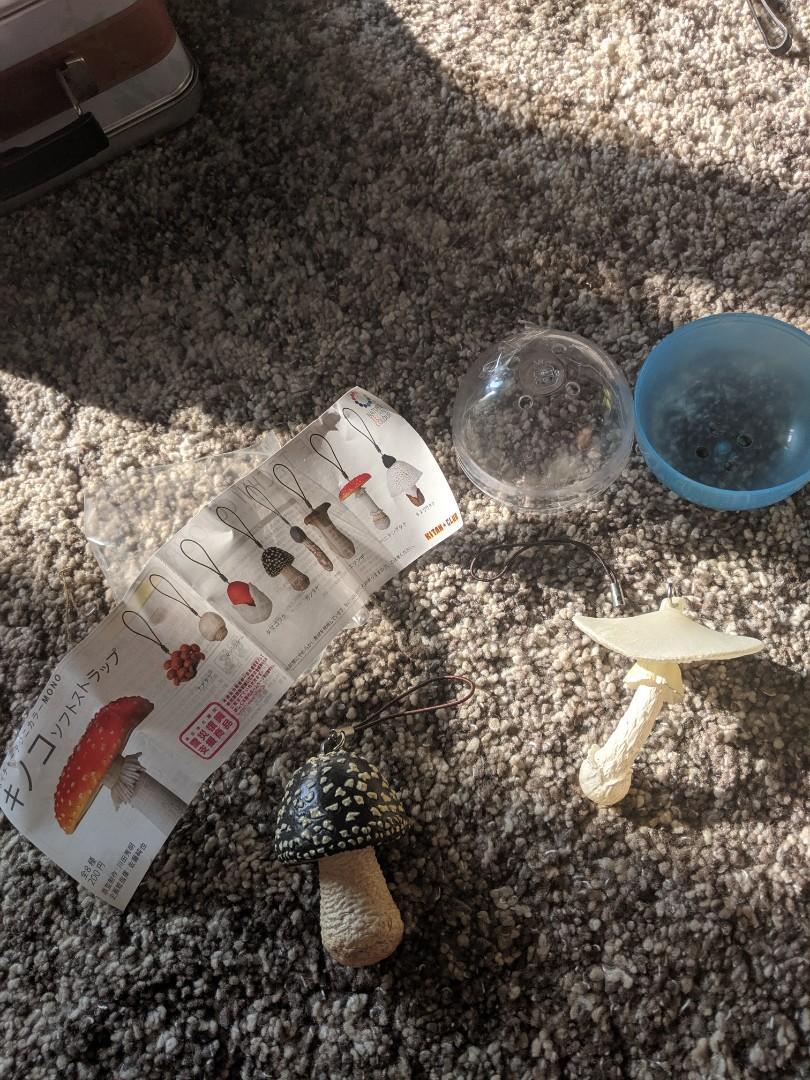 Japanese Muhroom toys