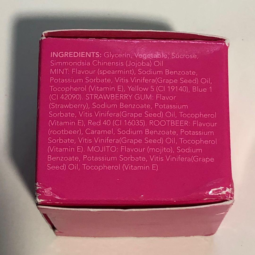 Jeffree Star Cosmetics ⭐️ Mojito Velour Lip Scrub 30g