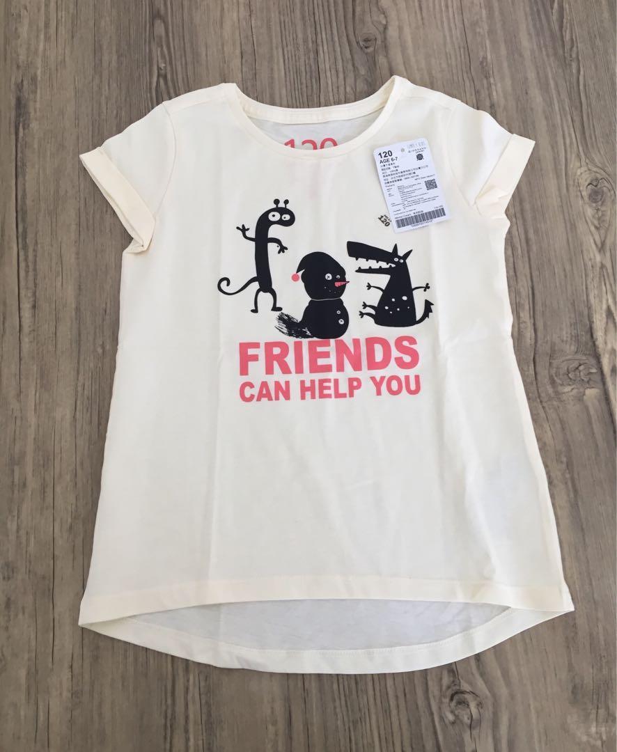 Kaos Giordano Girl size 6/7T