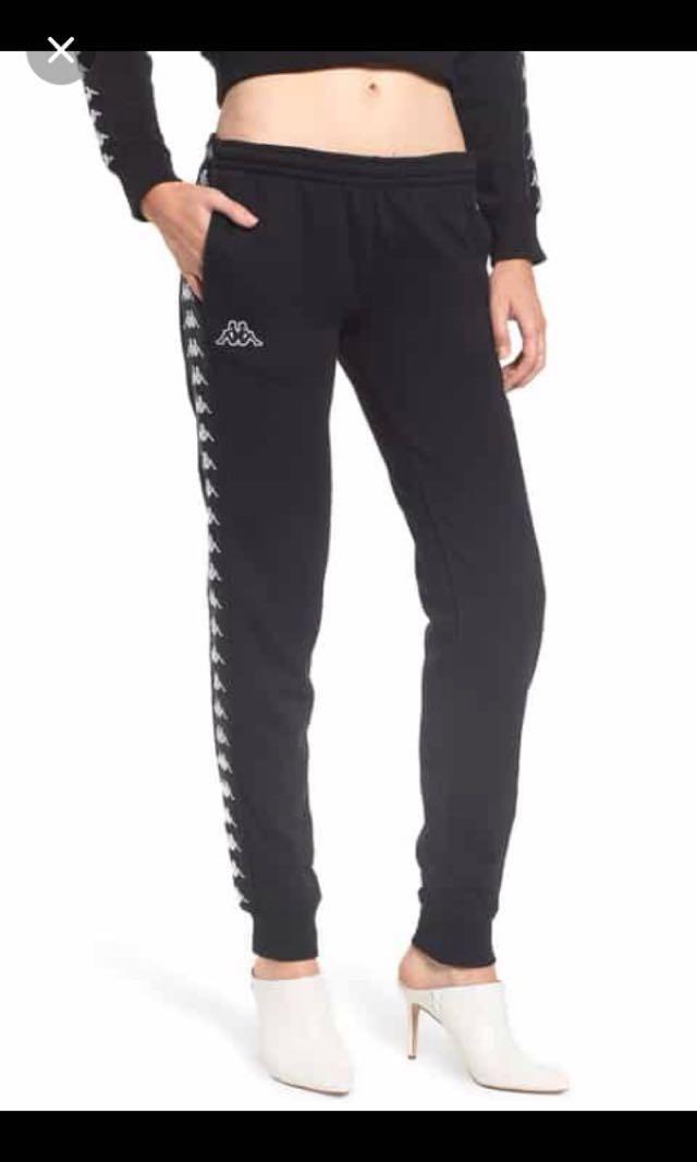 2088e940f29 Kappa Side Taped Sweatpants, Men's Fashion, Clothes, Bottoms on ...