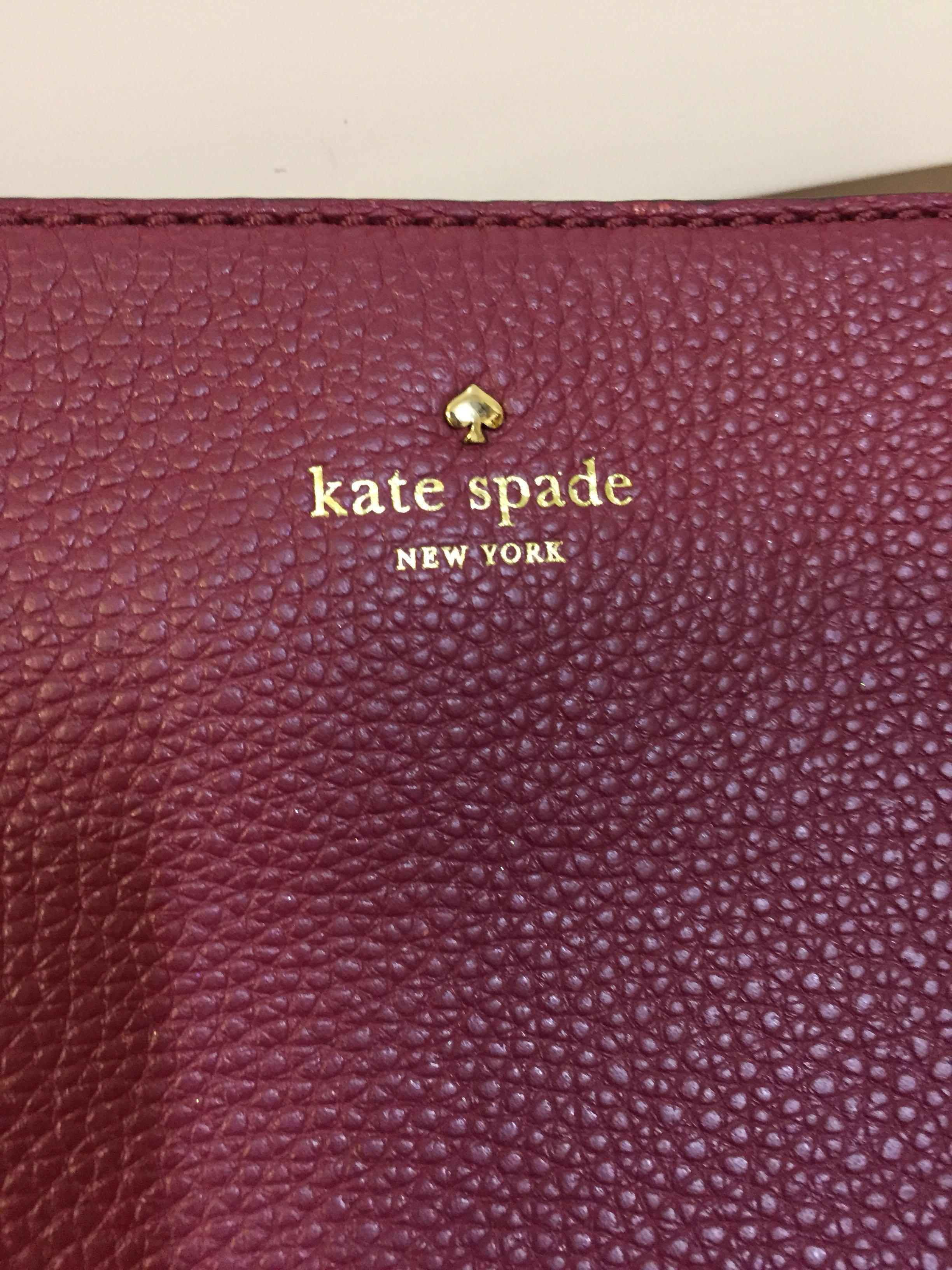 Kate Spade Cross Body Bag <Used> Fall Selection