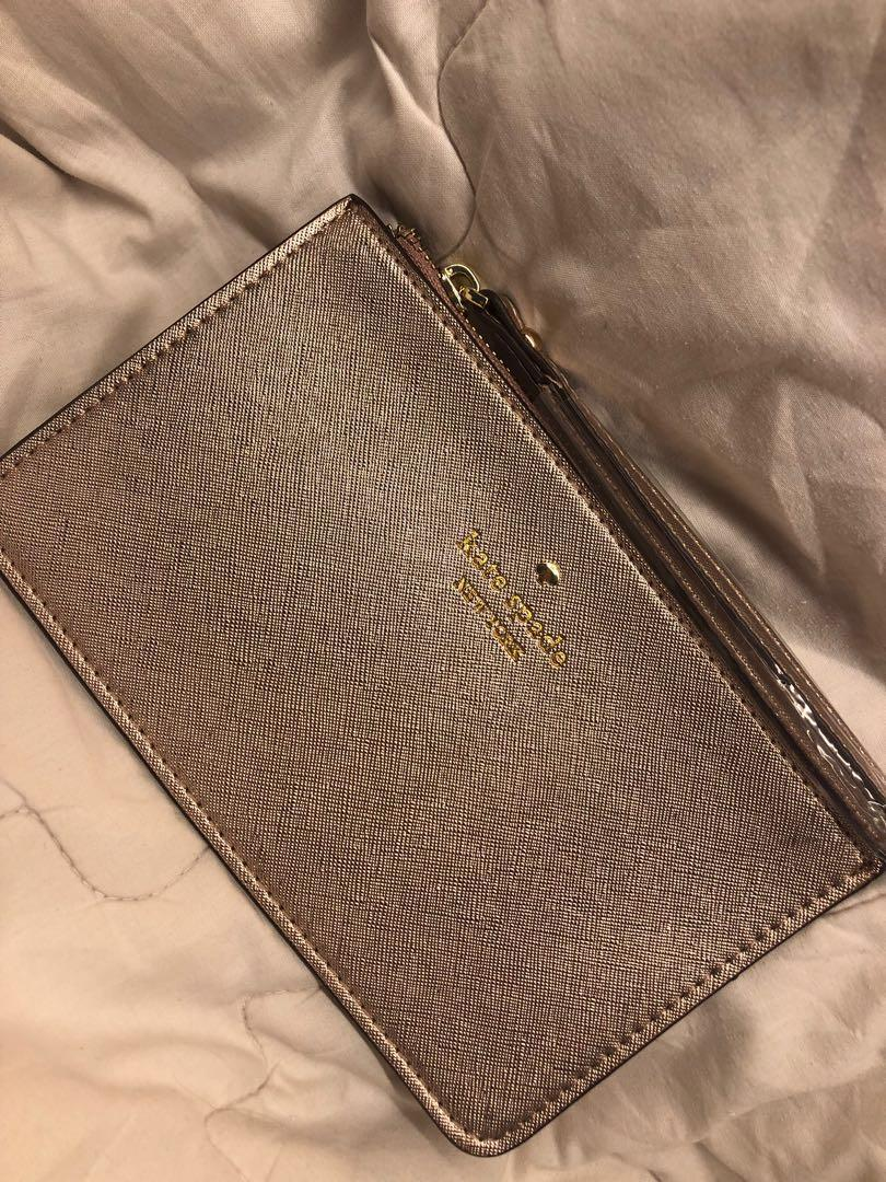 Kate spade wallet Authentic Quality