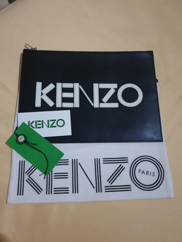 KENZO Clutch Authentic