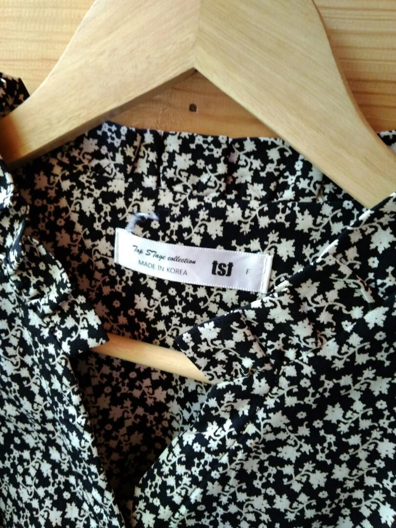 KOREAN MARKET DRESS