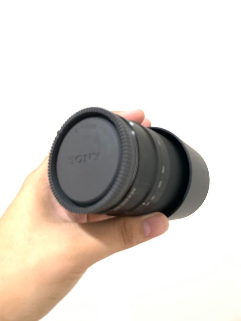 Lensa Sony SEL55210