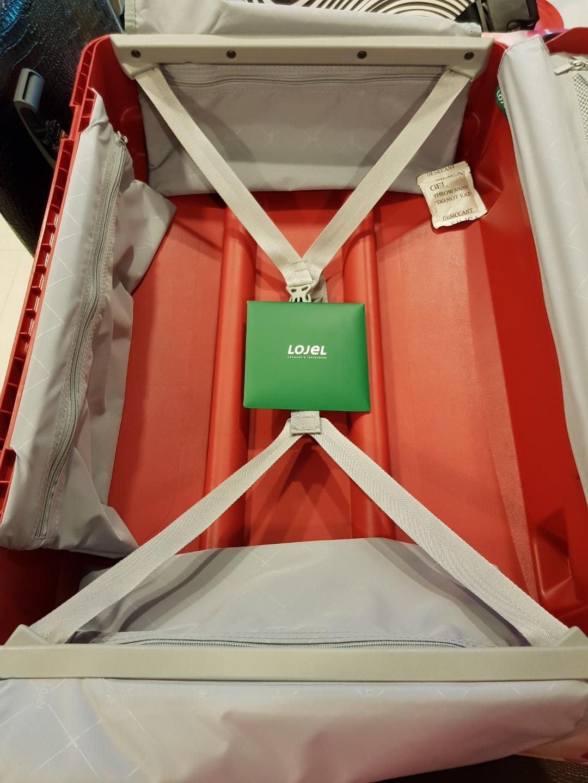 Lojel Luggage-Brand New, special design!