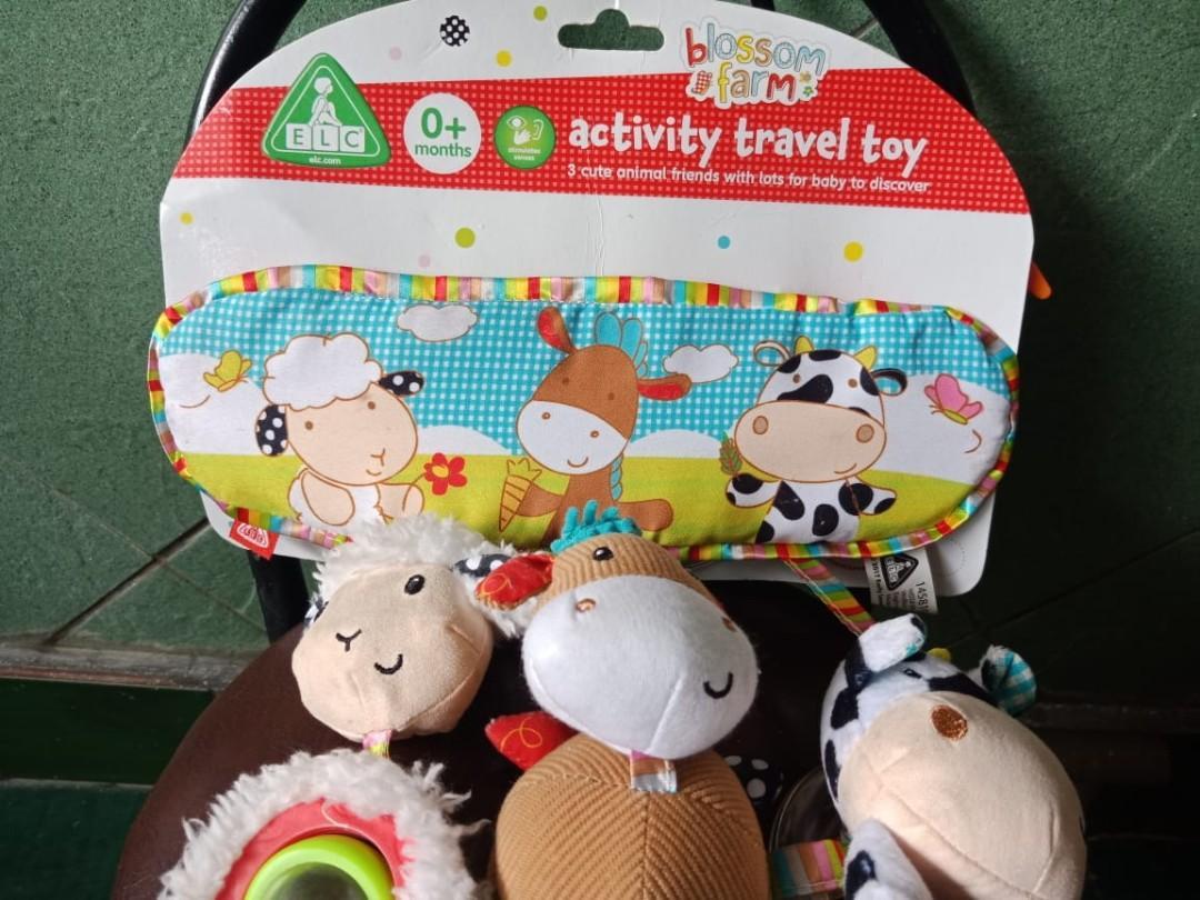 Mainan Stroller Elc Mothercare