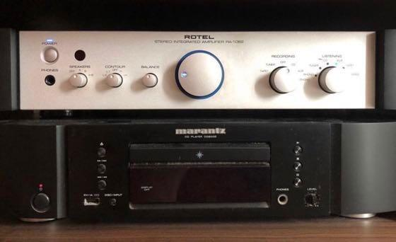 Marantz CD Player CD6005