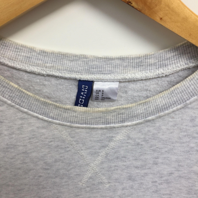 #mauvivo H&M Sweatshirt Size S