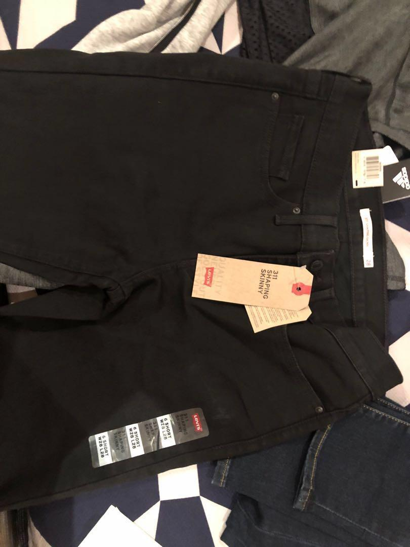 *NEW WITH TAGS* Levi's Shaping Skinny 311 Jeans W28L28