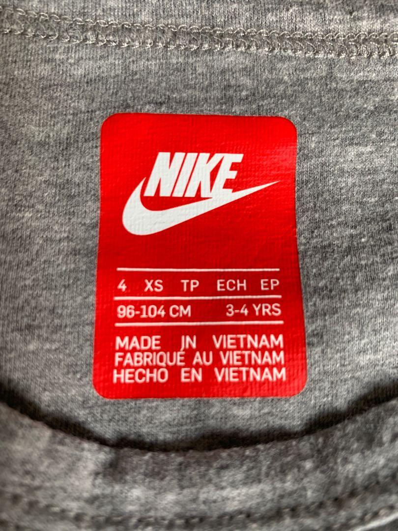 Nike 背心