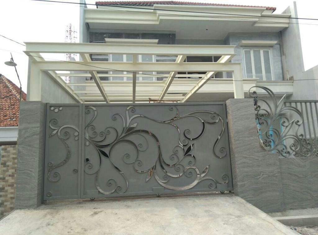 Pagar Minimalis-Classic Mewah Surabaya, Perabotan Rumah Di Carousell