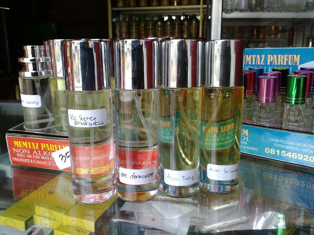 Parfum Refill Bandung 55ml