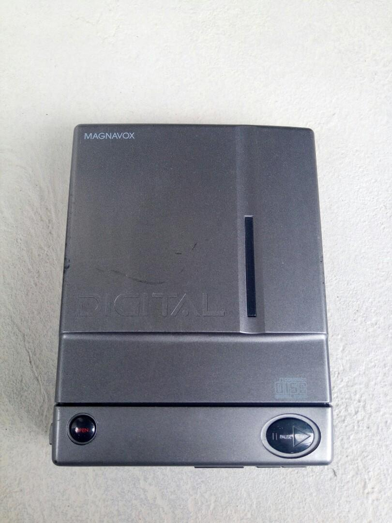 Philips az6801 discman Walkman cd player cd機