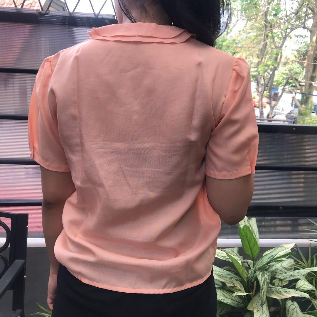 Pink Shirt Size S-M