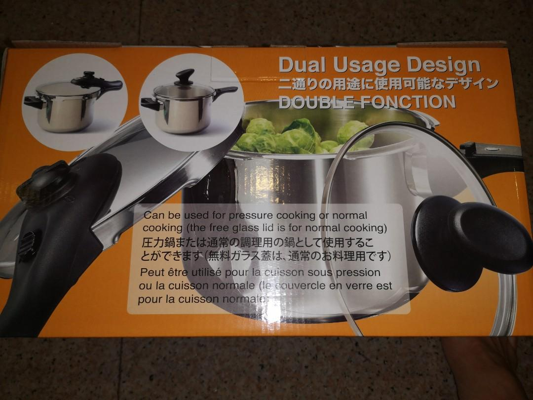Pressure cooker Autocuiseur