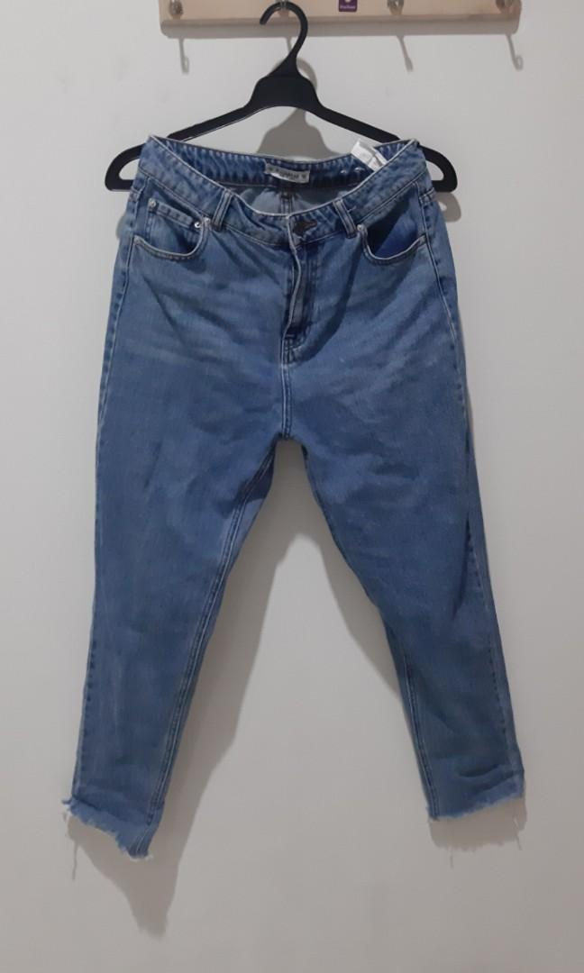Pull & Bear - Mom Jeans