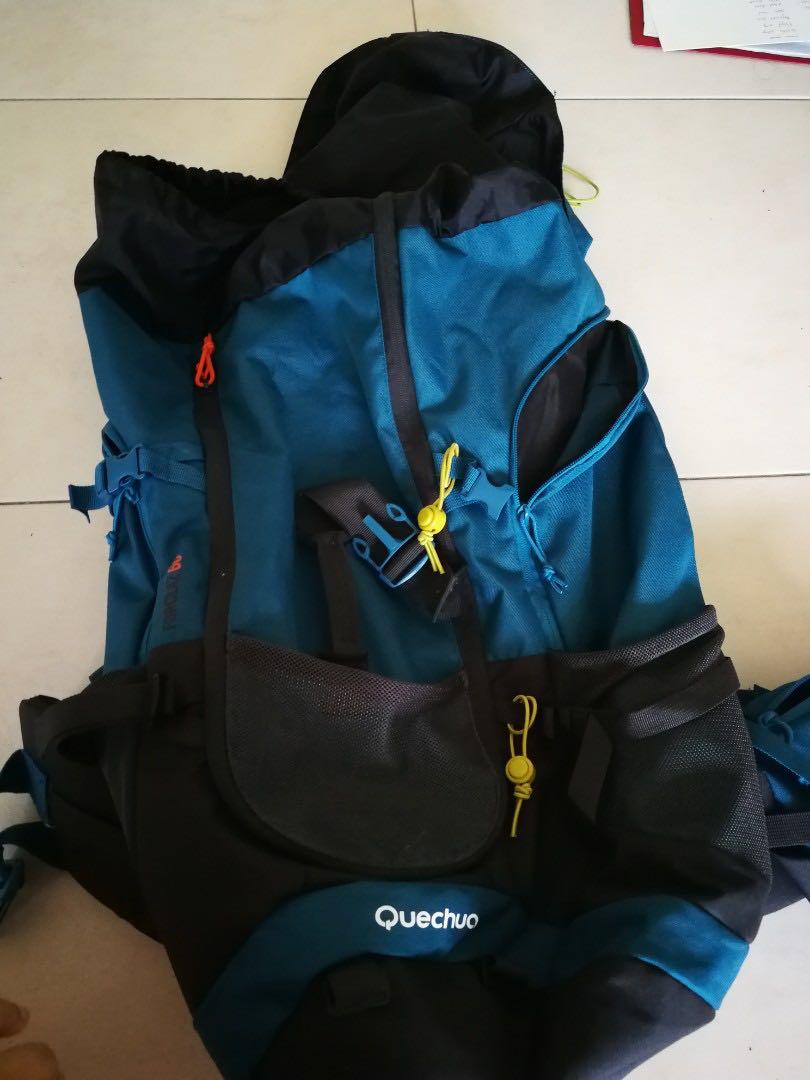 ec9a15661 Quechua Forclaz 60 Backpack