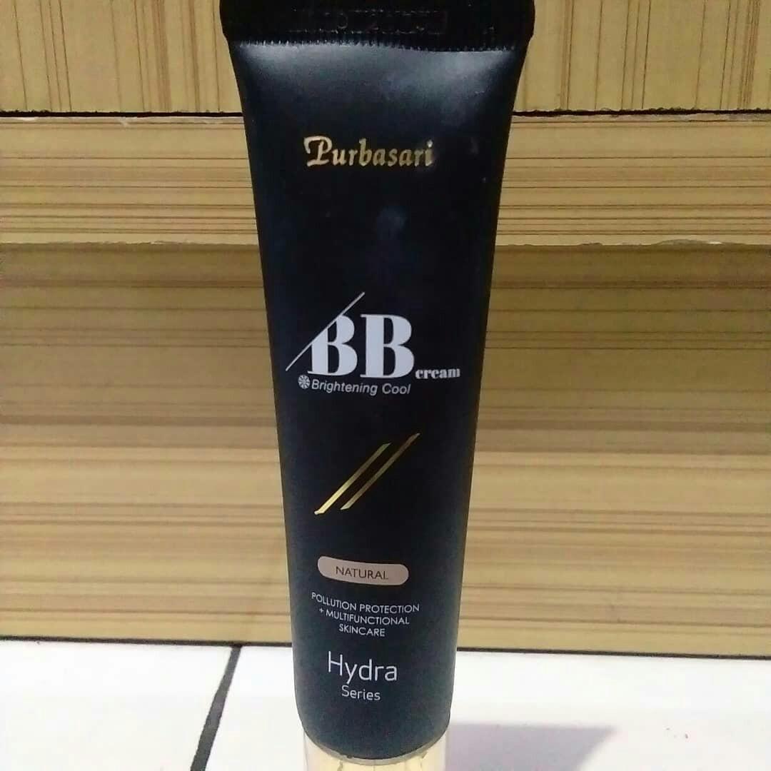 #mauthr BB Cream Purbasari Matte