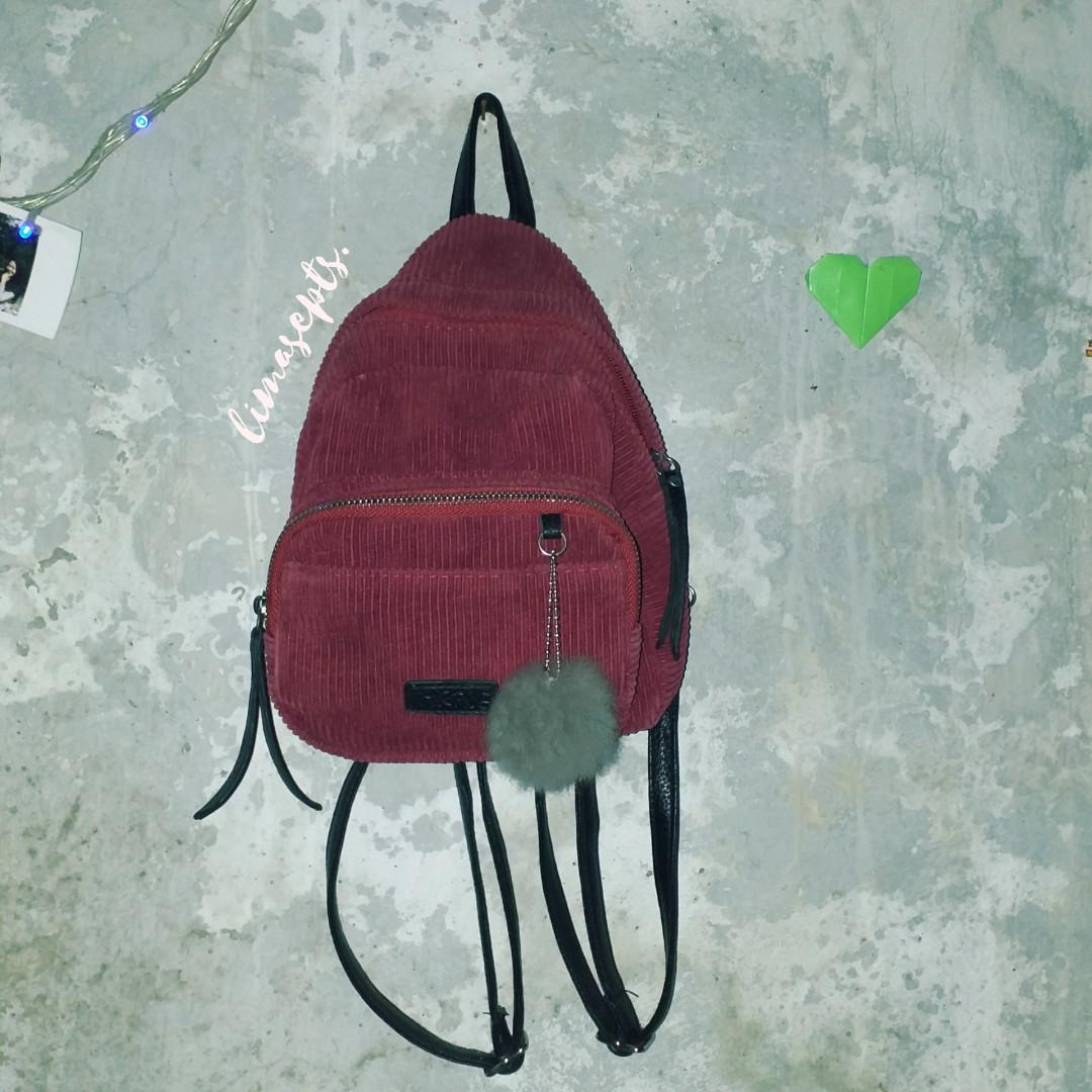 TAS RANSEL/BACKPACK MINI