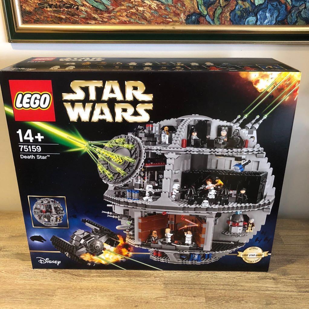 Reserved* MISB Lego 75159 UCS Star Wars Death Star (2016