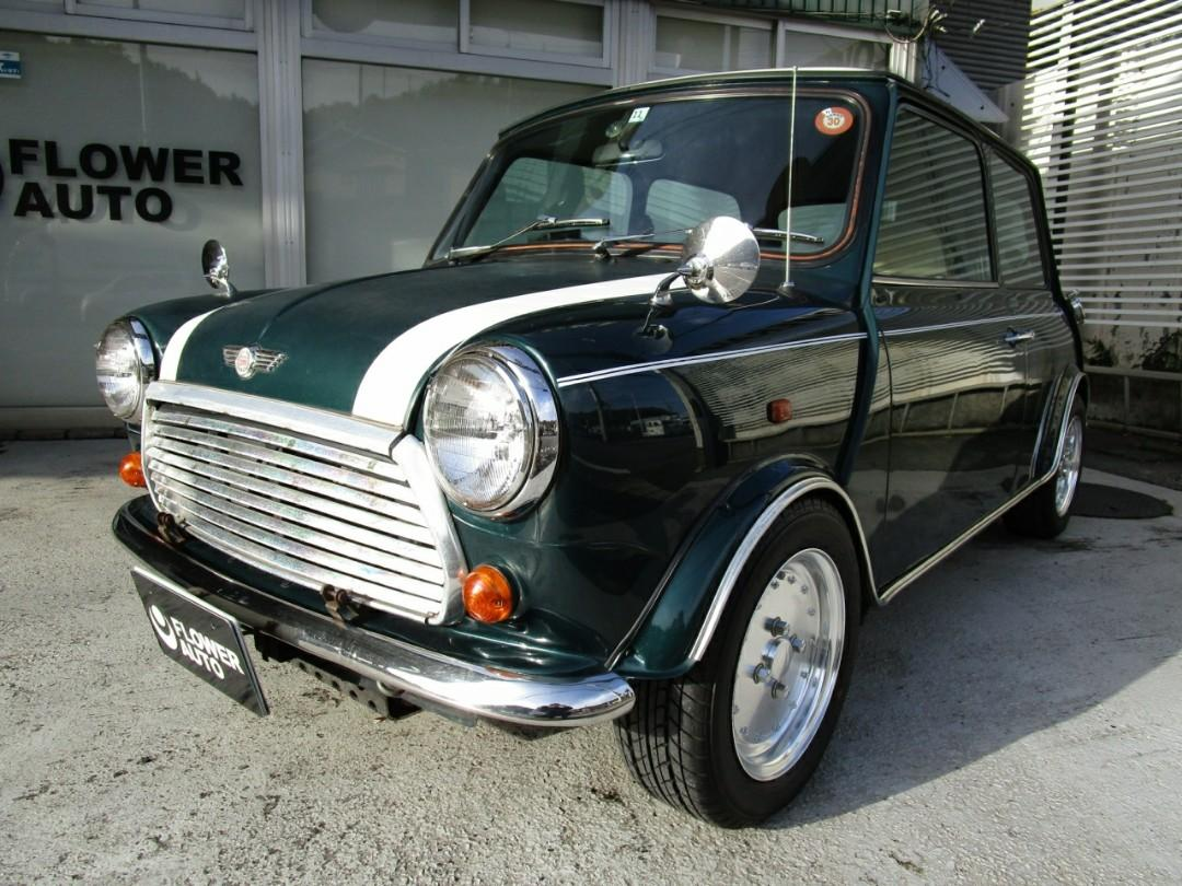 Rover Mini 1996懷舊愛mini (價錢面議)