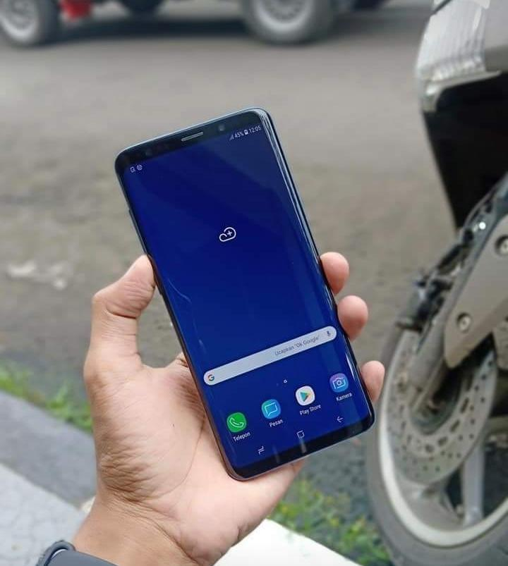 #BAPAU Samsung s9+