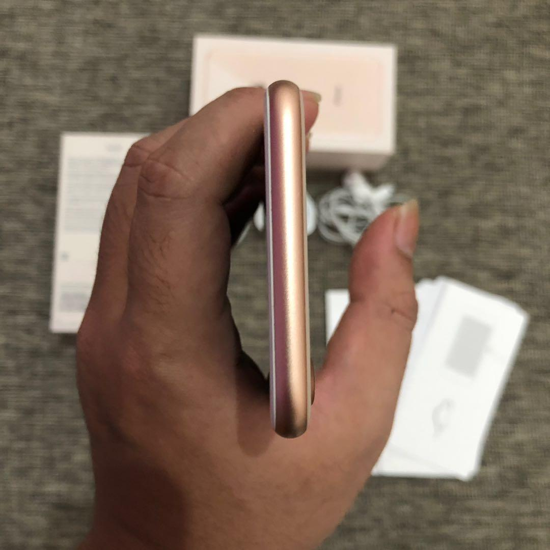 Second iPhone 8 64GB Gold Like New!! Ex Singapore