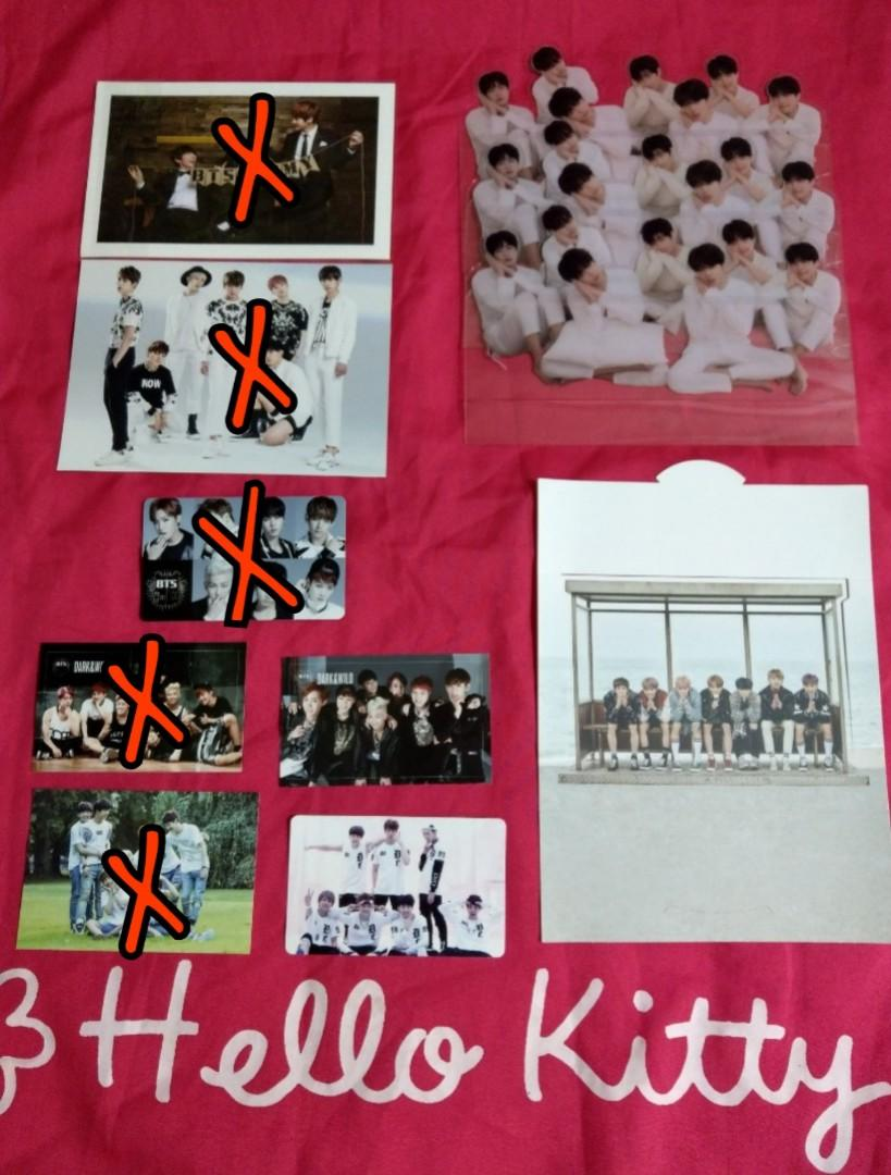 see below price list for various bts o7  group photocards 1558227785 2551f949 progressive