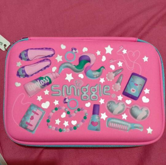 Smiggle Hardtop Pencil Case