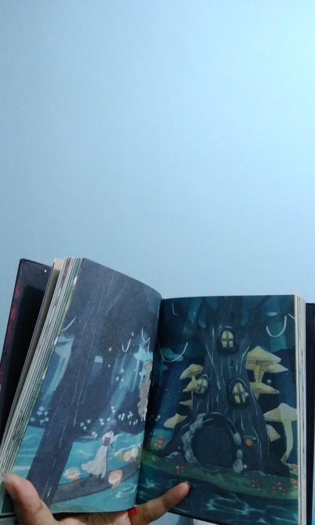 #mauvivo Snow White L.M Cendana Dark version Penerbit Haru novel bekas